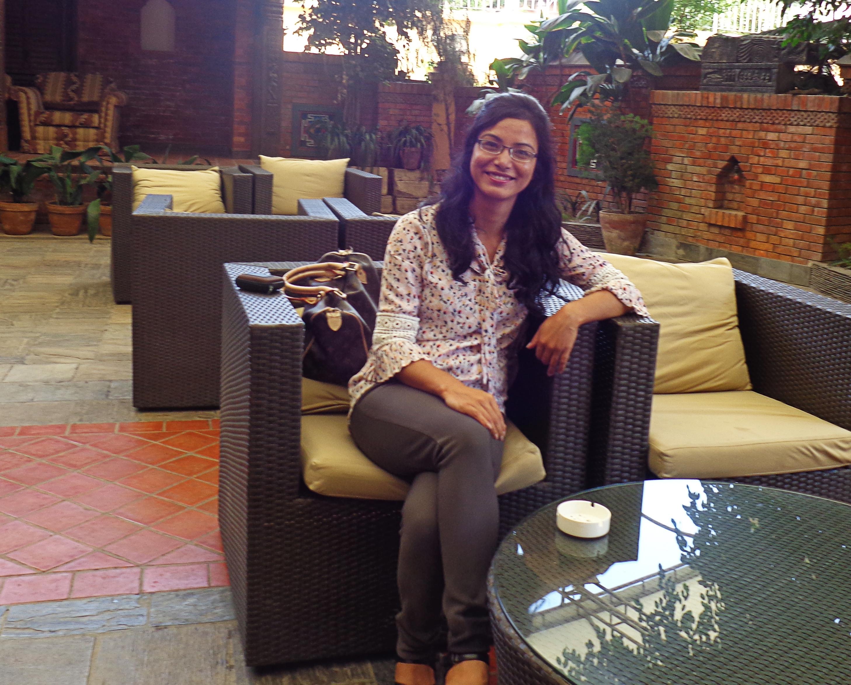Merina Kayastha