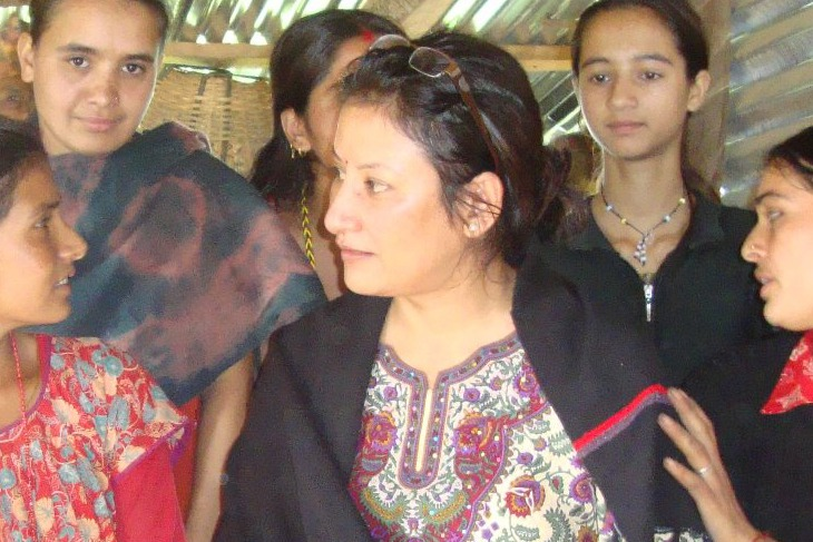 Nabina Shrestha