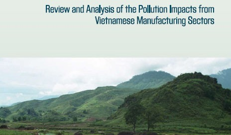 Review and Analysis of the Pollution Impacts from Vietnamese Manufacturing Sectors