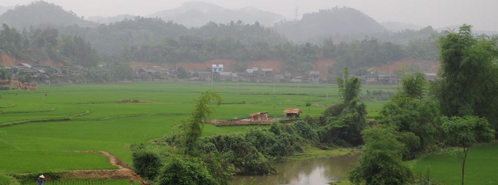 Bioengineering project in Northern Vietnam