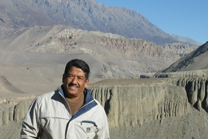 Gyanesh Bajracharya