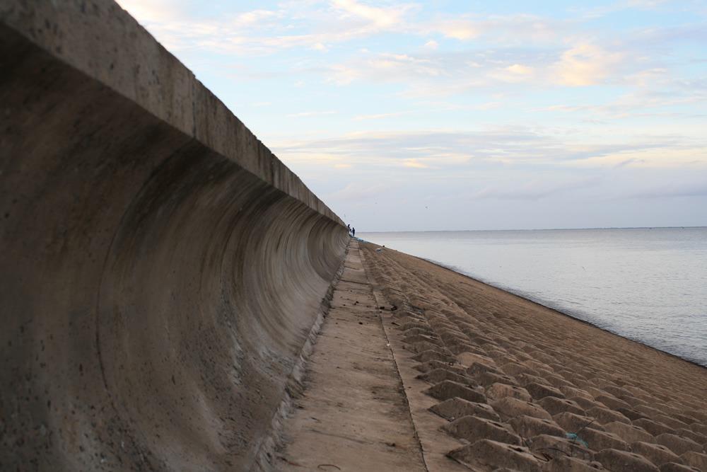 Ben Tre Sea Dyke