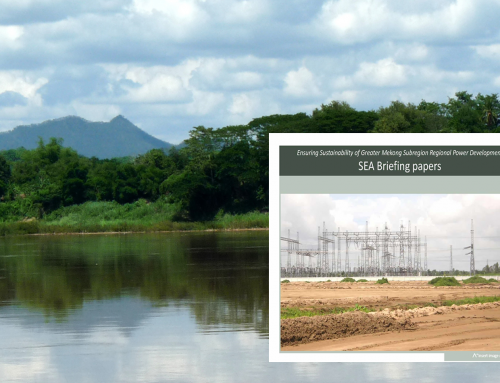 Ensuring Sustainability of the Greater Mekong Subregion Regional Power Development — Final Reports