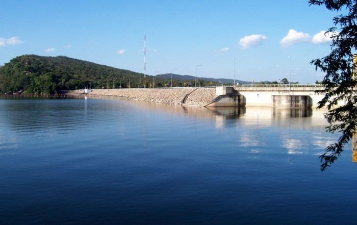 Ubol Ratana Dam
