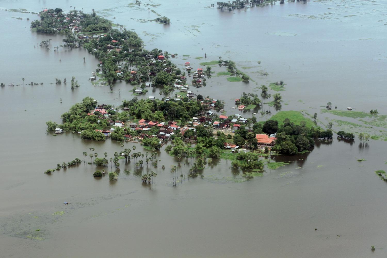 flood-village-2 in Siem Reap