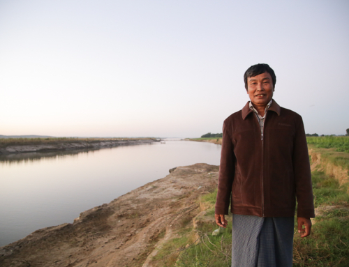 Framework to assess river health in Myanmar presented