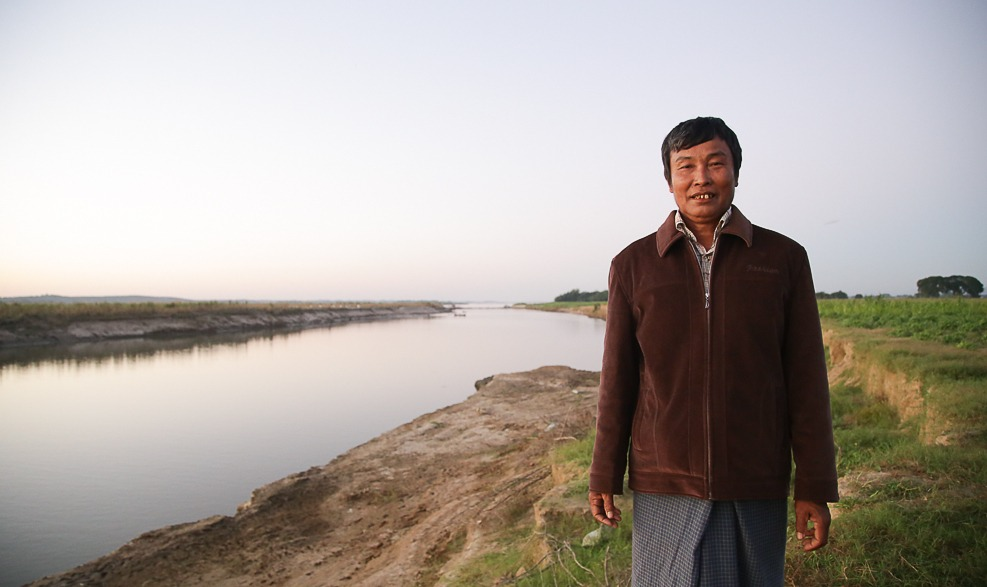 Myanmar Healthy Rivers Initiative – Report series