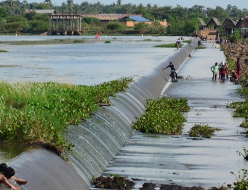 Drought management in Kompong Thom, Cambodia: The impact of irrigation on food security