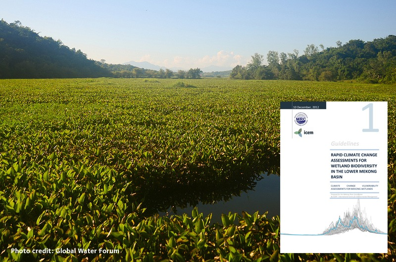 Climate change assessment for wetland biodiversity_cover
