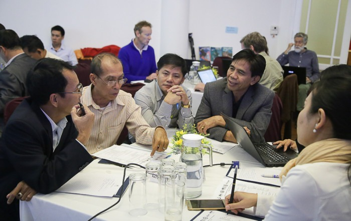 3S basins nexus assessment workshop