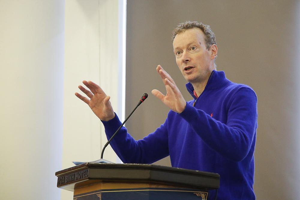 Jake Brunner, IUCN