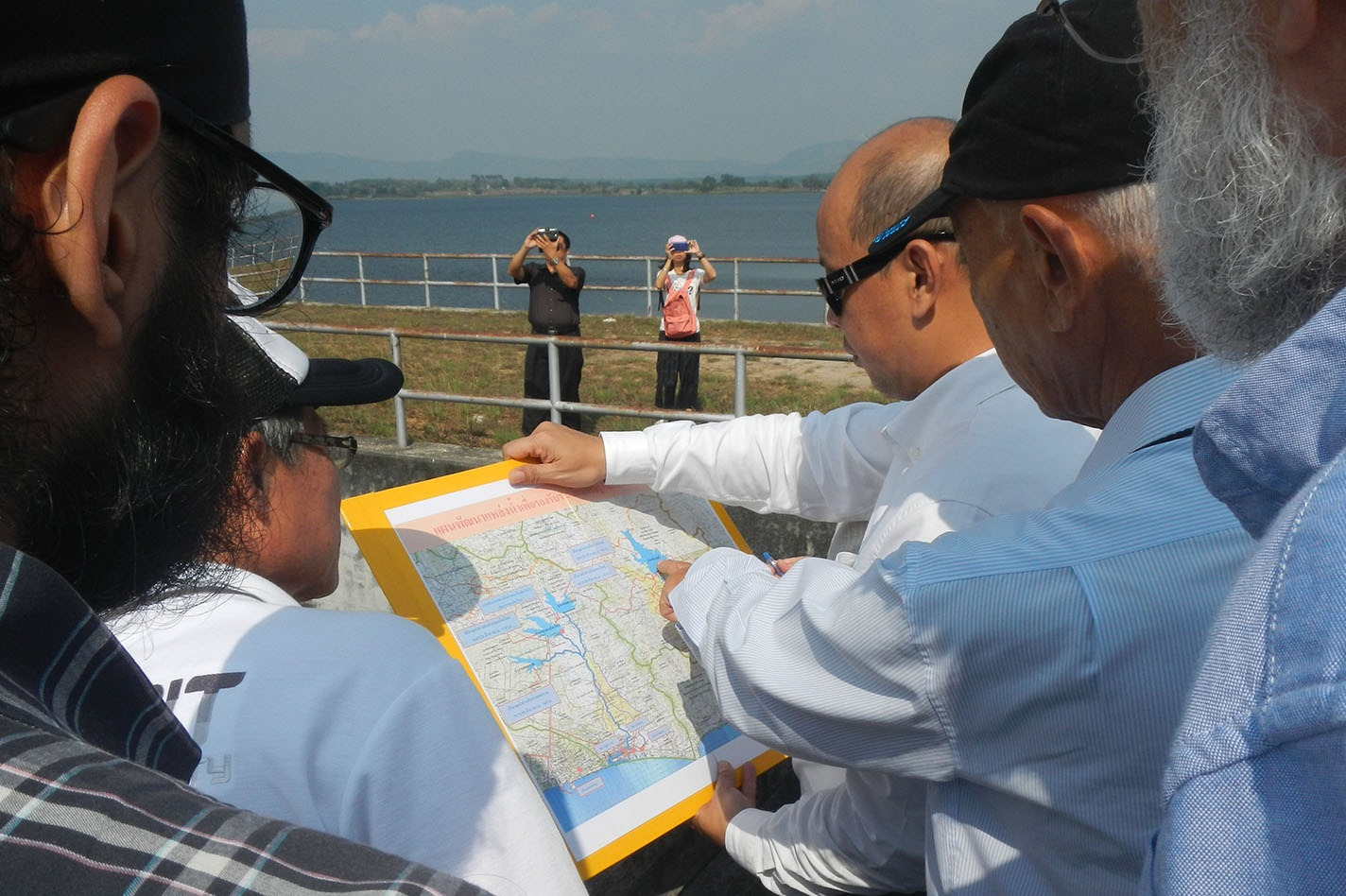 Strategic Environmental Assessment (SEA) of Rayong Province Development Master Plan and Revision of Thai Draft SEA guidelines