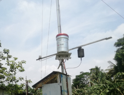 Assessing agrometeorological stations in Ayeyarwady Region, Myanmar