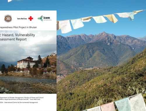 Disaster Preparedness Pilot Project in Bhutan: Seismic Hazard, Vulnerability and Capacity Assessment Report