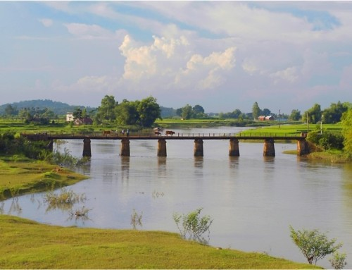 Study on Hanoi water pollution and drainage management approaching closure