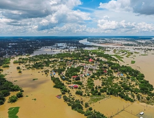 Mekong River Commission – Joint Project on Flood and Drought Management