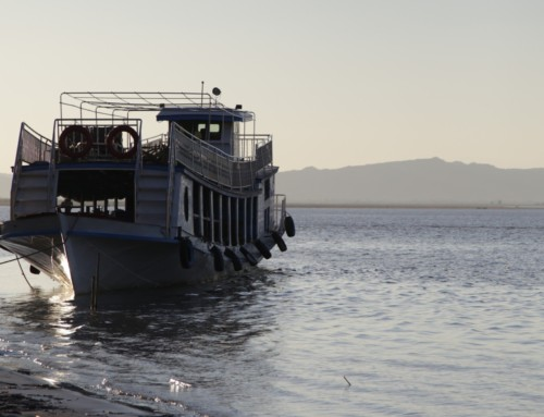 Enhancing navigability on the Ayeyarwady River